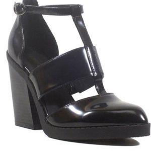Chelsea Crew chunky heel shoes